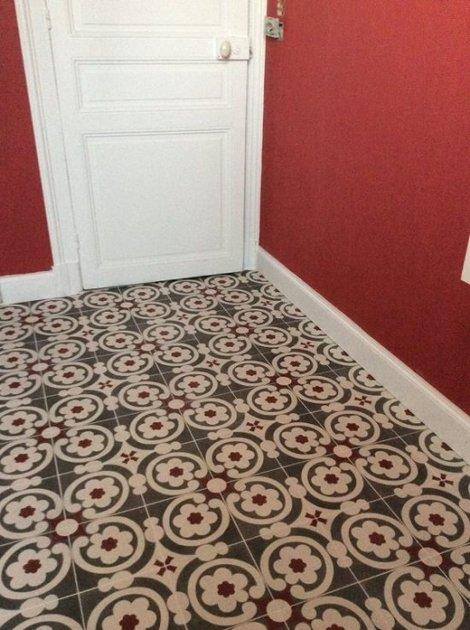 carreaux de ciment entretien pose et entretien best carreau ciment images on pinterest floors. Black Bedroom Furniture Sets. Home Design Ideas
