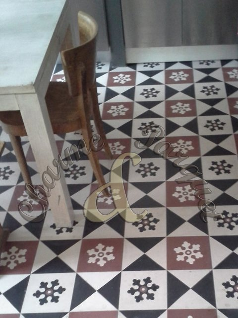 Sol Cuisine Carreaux Ciment : Carreaux de ciment charme parquet paris