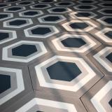 Modèle Hexagonal en 20x23