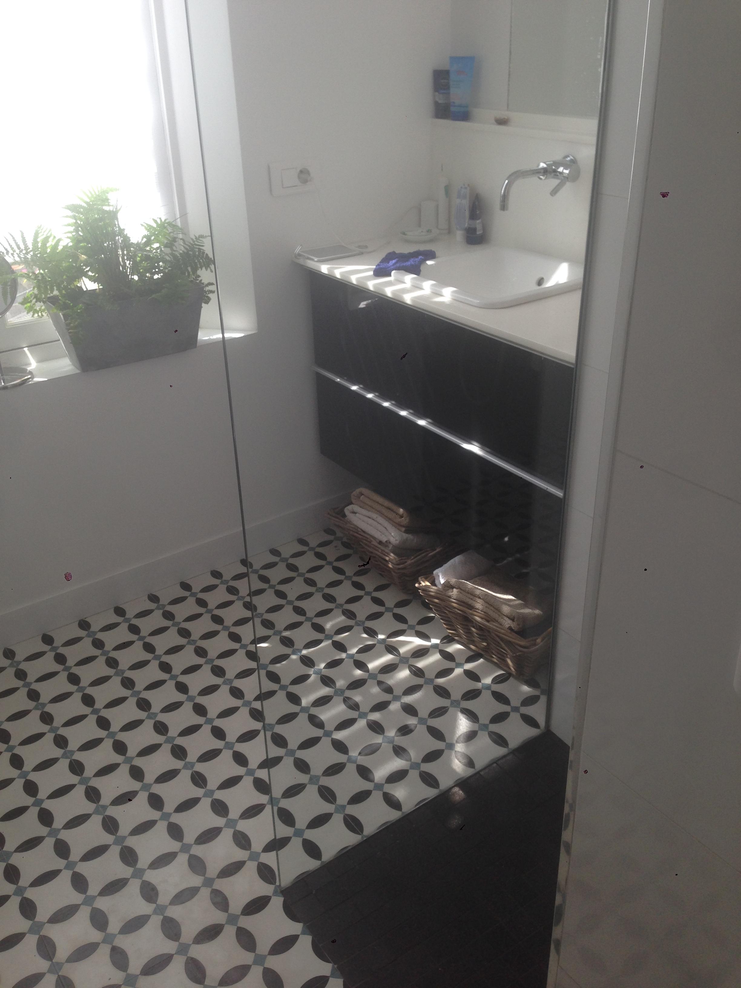 carreaux de ciment charme parquet modele ch 08. Black Bedroom Furniture Sets. Home Design Ideas