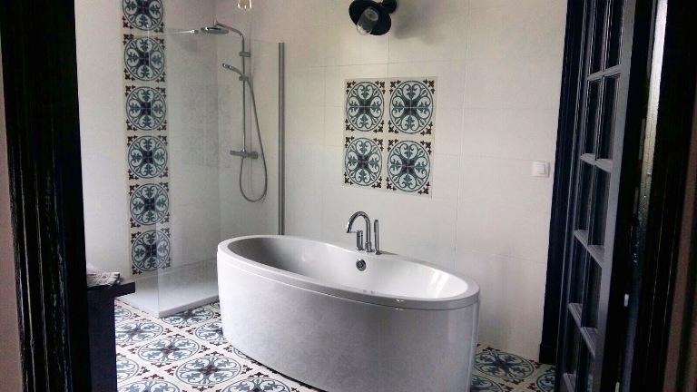 carreaux de ciment charme parquet modele ch 20. Black Bedroom Furniture Sets. Home Design Ideas
