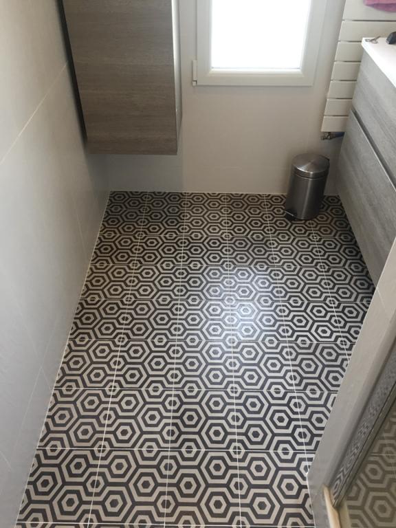 carreaux de ciment charme parquet modele ch 48. Black Bedroom Furniture Sets. Home Design Ideas