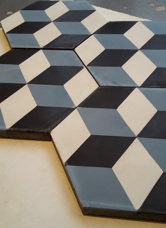 carreaux de ciment charme parquet modele hch 30 1. Black Bedroom Furniture Sets. Home Design Ideas