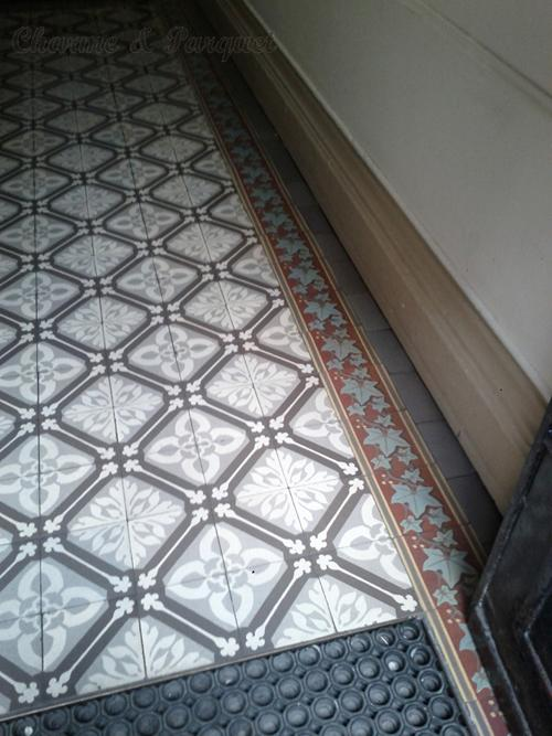 Mus e de carreaux de ciment charme parquet paris - Carreaux ciment paris ...