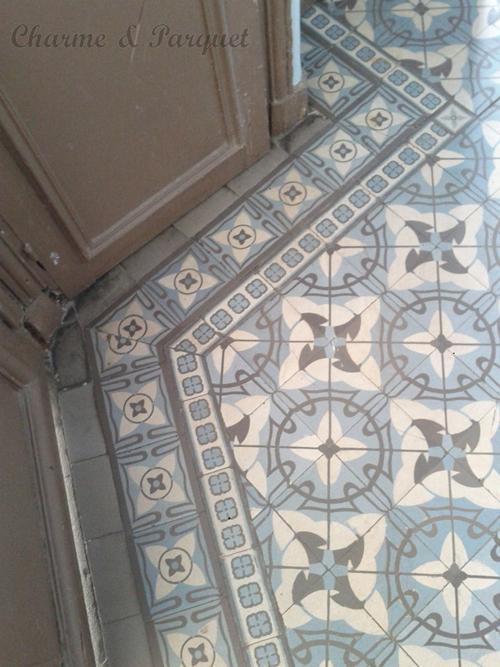 Mus e de carreaux de ciment charme parquet paris for Showroom carrelage paris