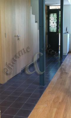 joint parquet salle de bain dalle autocollante cuisine. Black Bedroom Furniture Sets. Home Design Ideas