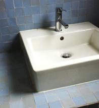 plan vasque zellige 5X5